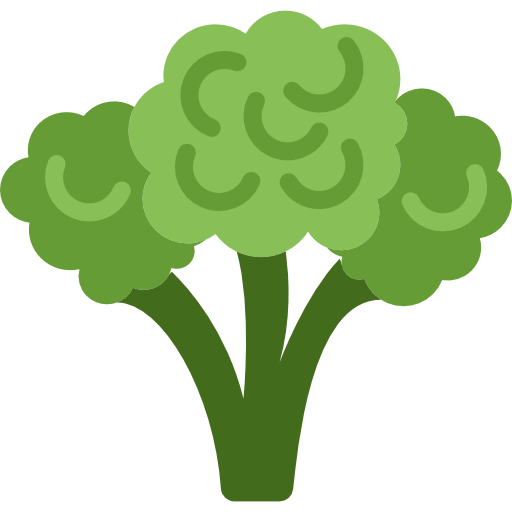 clipart royalty free stock Broccoli free vector icon designed by Smashicons