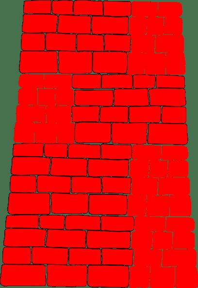 clip library download Broken brick wall clipart. Clip art elitflat