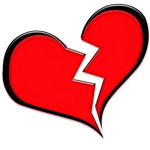 graphic transparent Hearts danasrgg top. Broken clipart