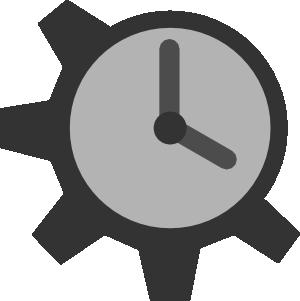vector stock Broken clipart broken gear. Clock clip art at