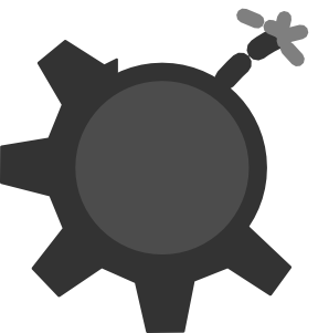 jpg royalty free download Broken Gear Clip Art at Clker