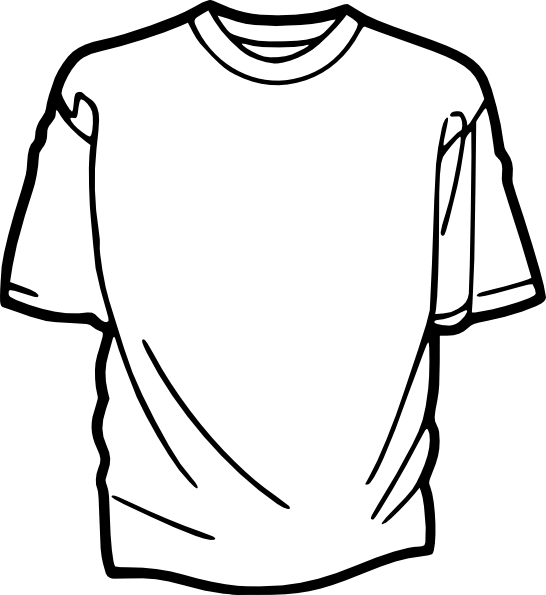 png black and white Clothes black and white. Shirts clipart boy shirt