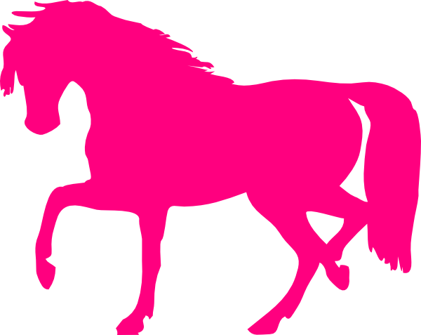 graphic royalty free library Clip art horse in. Broken clipart pinata