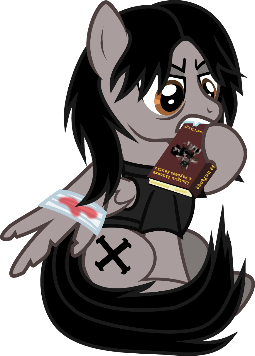 transparent library Emo transparent broken wing.  angry artist lightningbolt