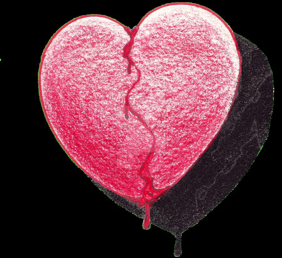 clip library library broken drawing bleeding heart #90947073