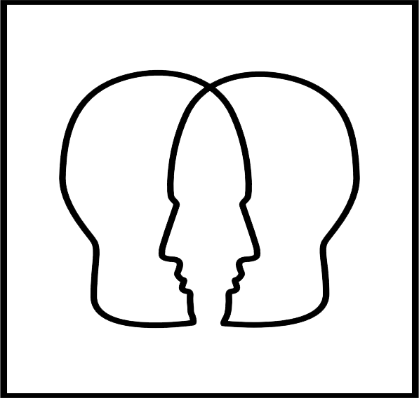 clip art black and white Emotional Rescue