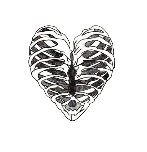 svg library library Drawing sad broken heart. Tumblr transparent google search