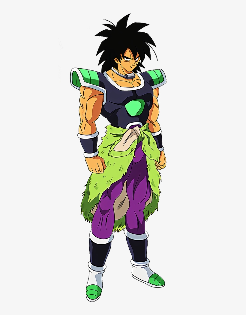 png royalty free Free png . Broly transparent.