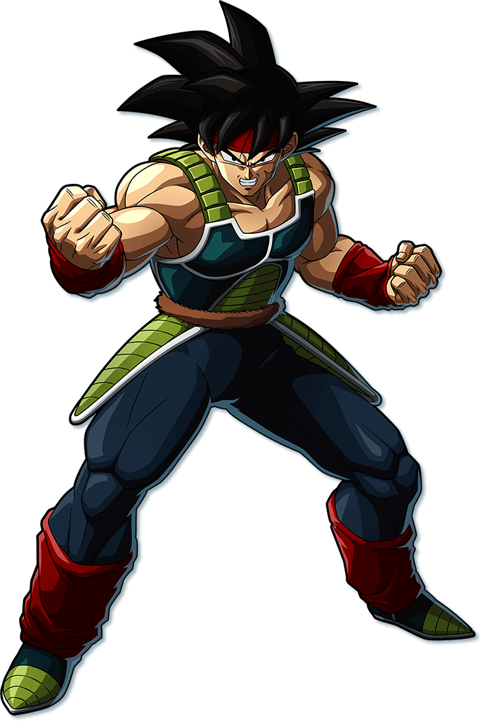transparent broly transparent bardock #90957627
