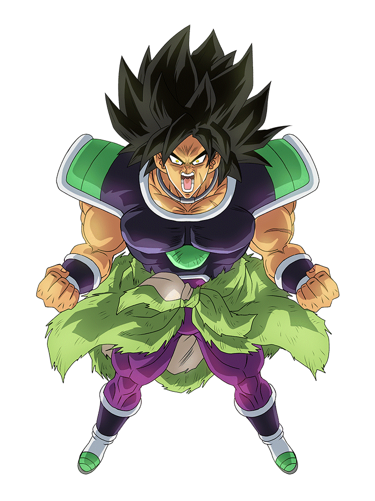 clip art free download broly transparent green #90962905
