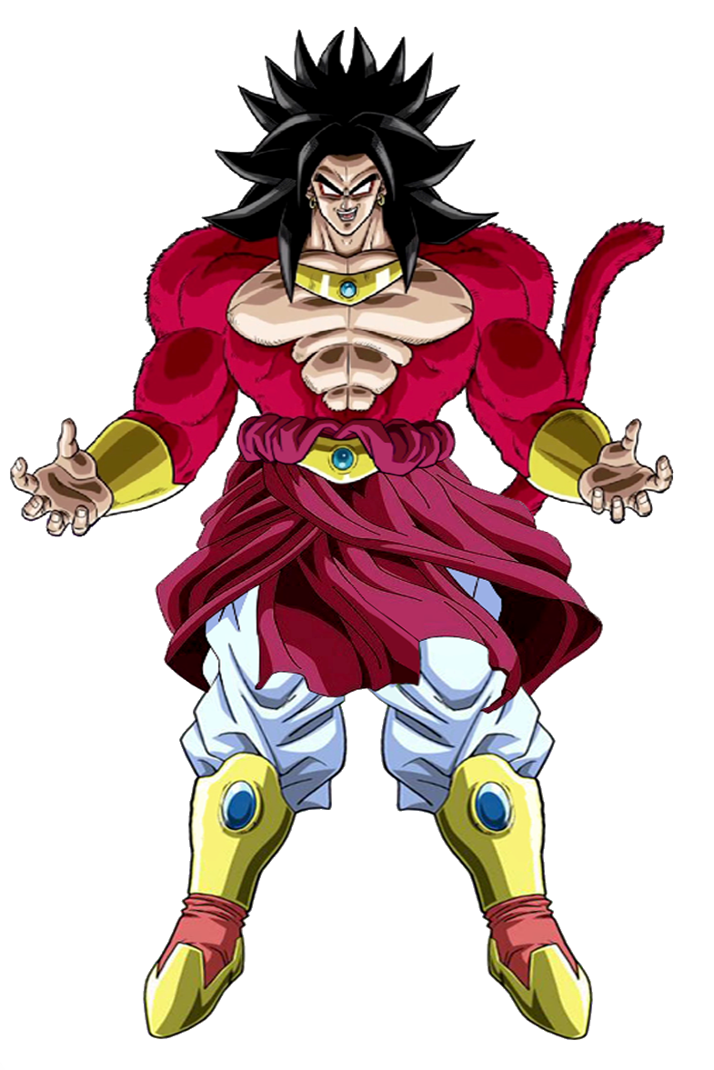 jpg library stock broly transparent lssgss #90965268