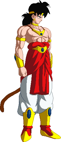 royalty free download Normal Broly by FJamesFernandez on DeviantArt
