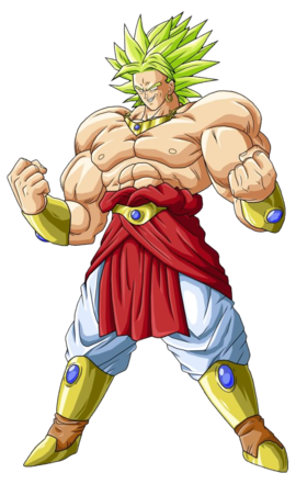 picture freeuse stock broly transparent says #94809546