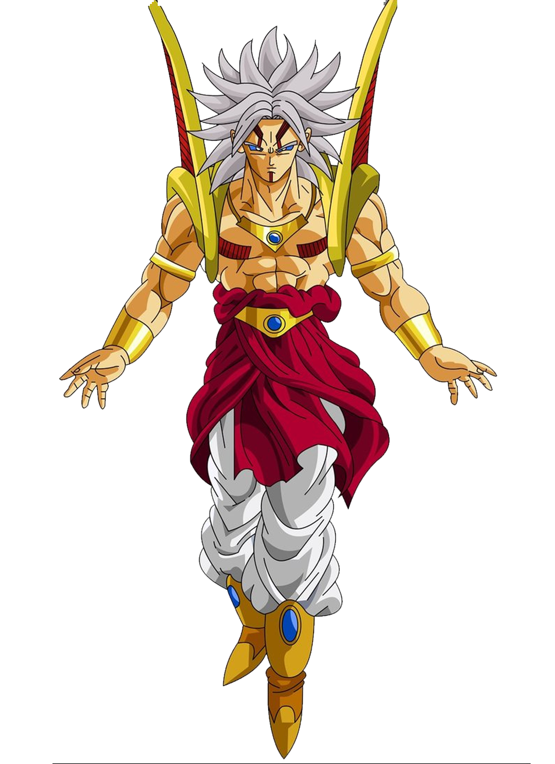 svg royalty free stock Baby Broly