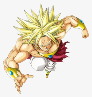picture freeuse library Png image free download. Broly transparent ssj