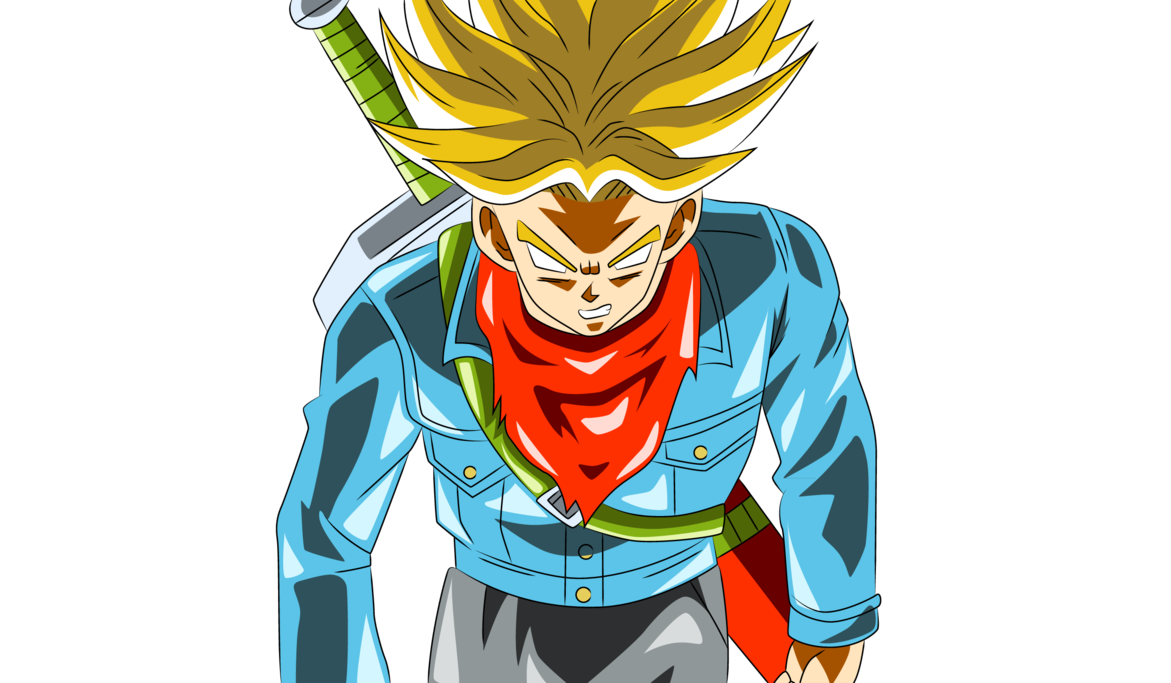 picture library Future Trunks by rmehedi on DeviantArt