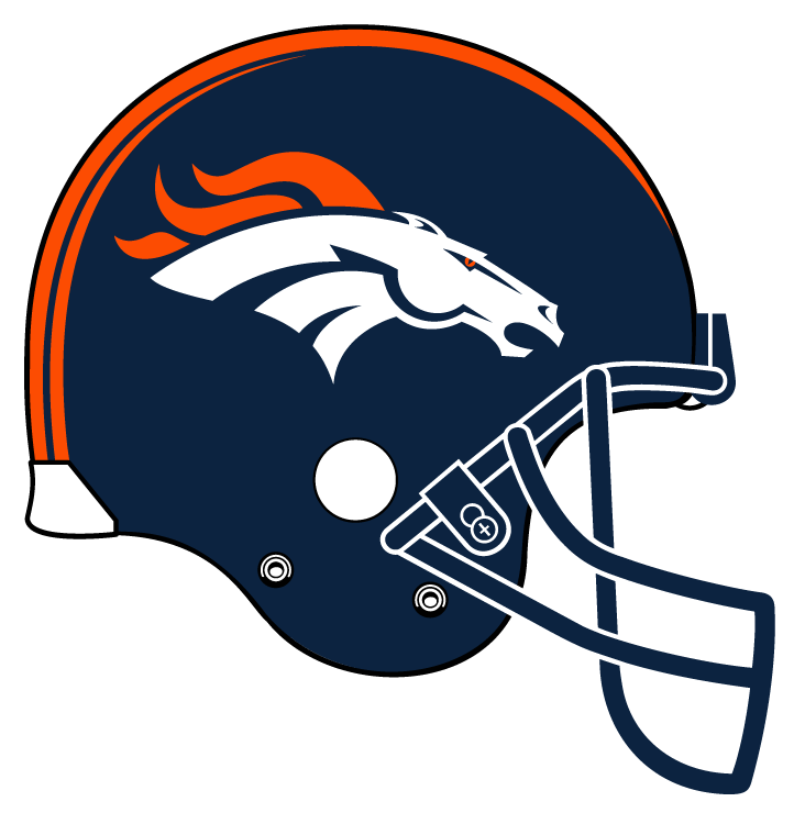 clip art download broncos drawing template #110131921