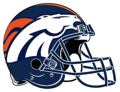 clipart transparent Broncos Football Clipart at GetDrawings