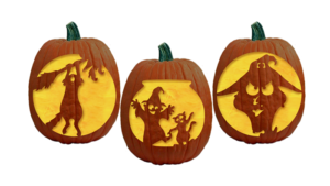 banner freeuse FREE Pumpkin Carving Patterns and Stencils