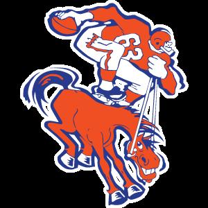 banner free stock Denver Broncos Logo Drawing at GetDrawings