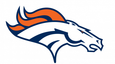 clip art black and white library How to Draw Denver Broncos