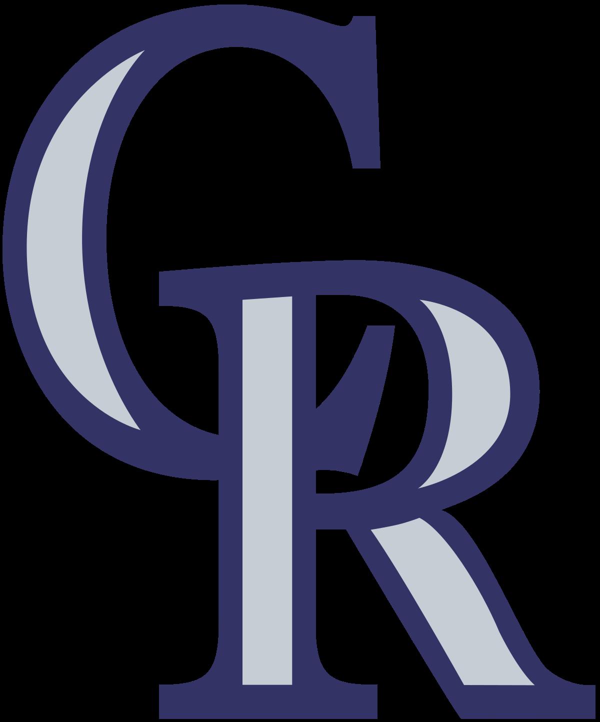 graphic library Colorado Rockies