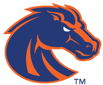 svg library library Printable Boise State Broncos Logo