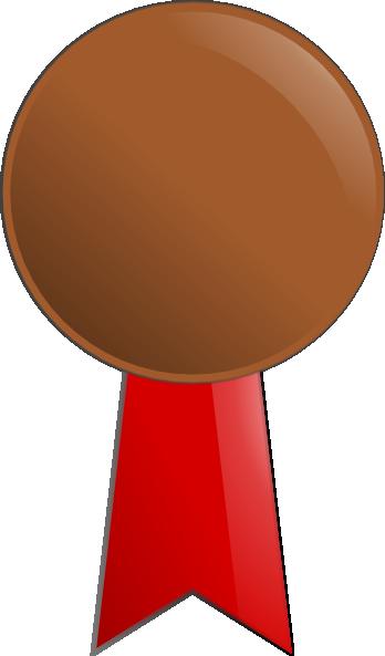 graphic transparent download Bronze Medal Clip Art at Clker