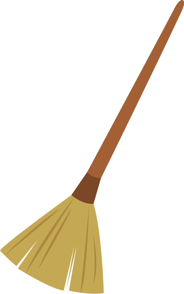 graphic Push Broom Mop