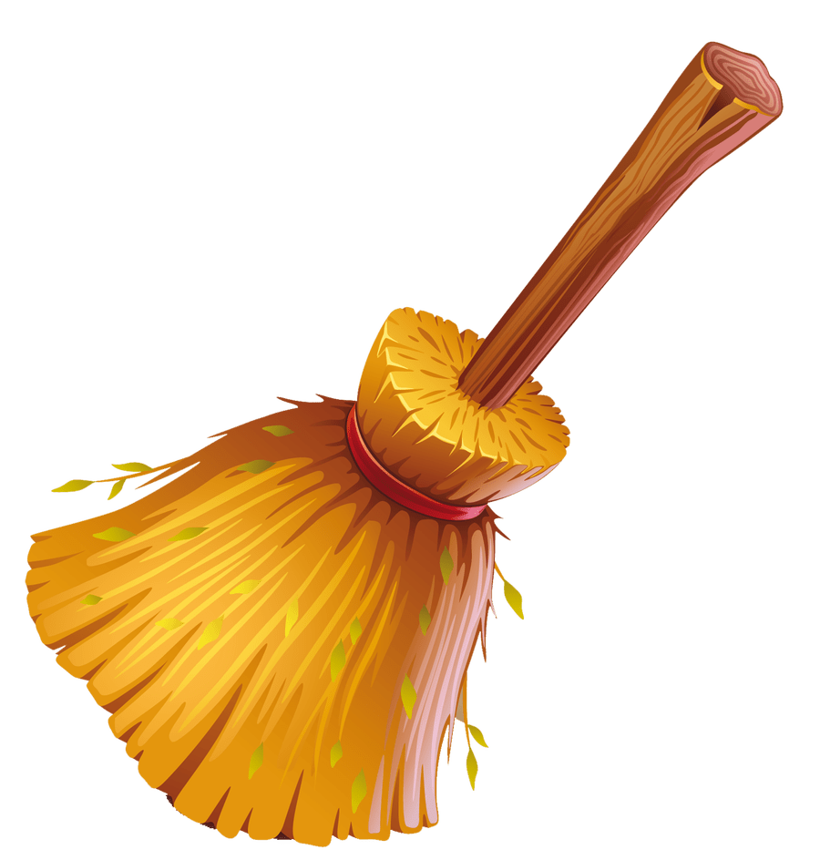 freeuse library Golden ner tamid goldenbroomclipart. Broom clipart