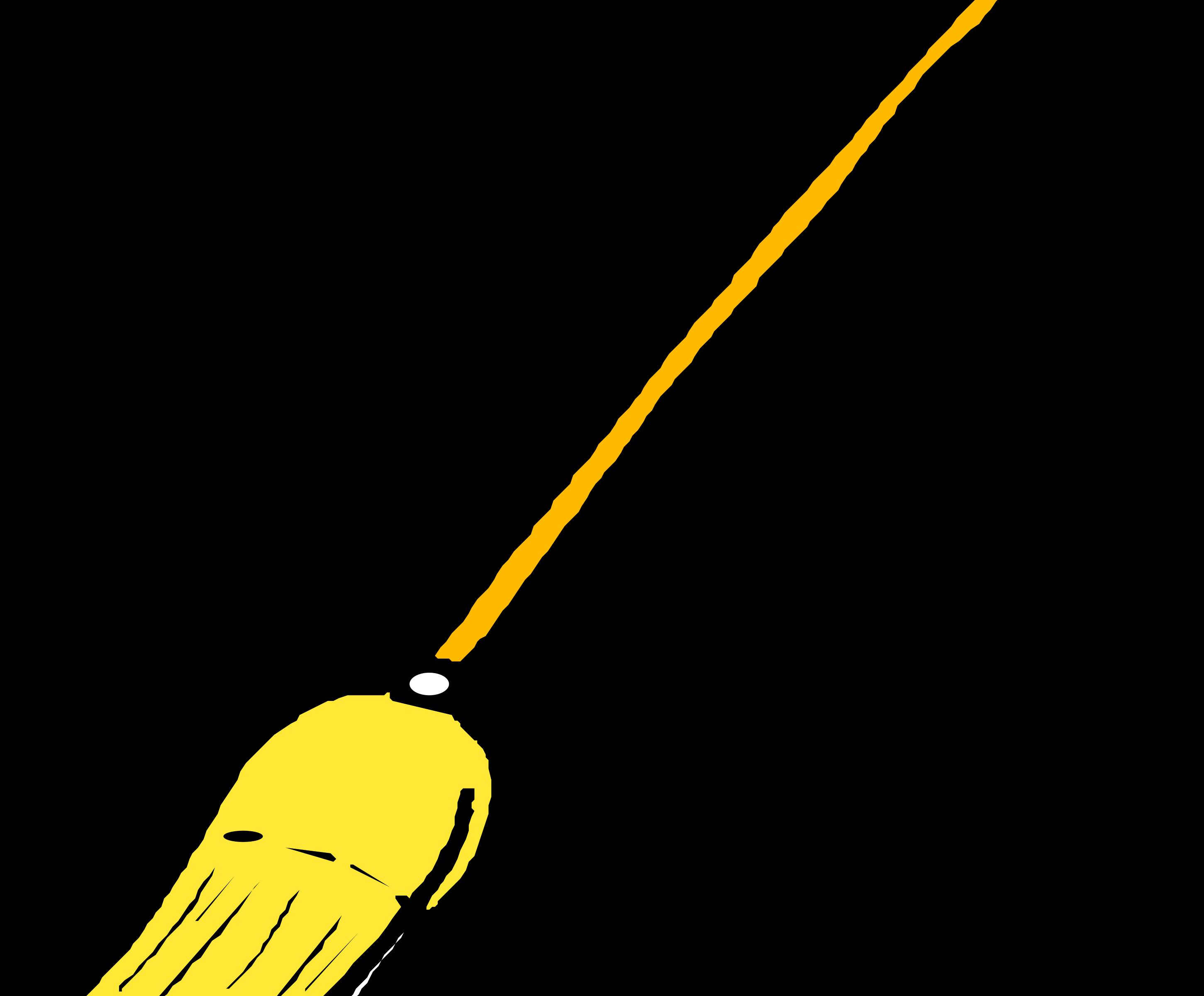 png free stock Broom clipart chore. Big image png.