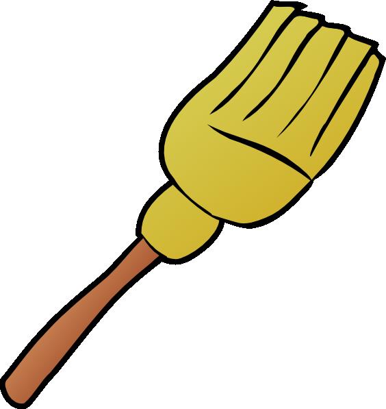 download Snowman S Broom Clip Art at Clker