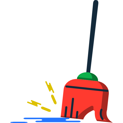 clip art freeuse download Tools and utensils cleaner. Broom clipart sweep kitchen.