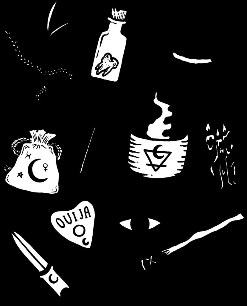 svg transparent Art of Witchcraft