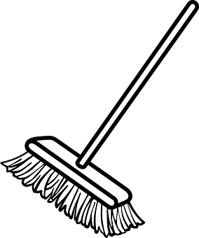 royalty free download Broom Drawing at GetDrawings