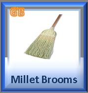 vector freeuse broom transparent millet #110152894