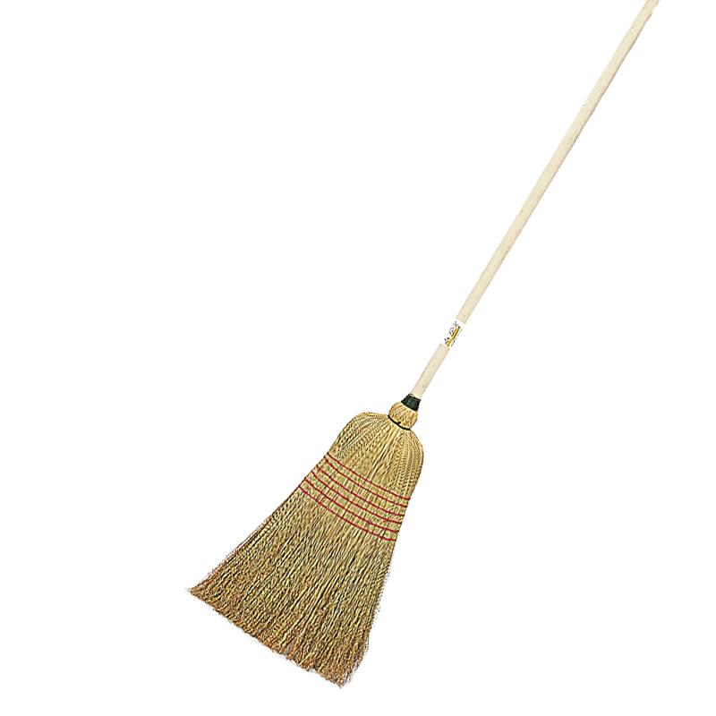 svg royalty free library Broom rice straw