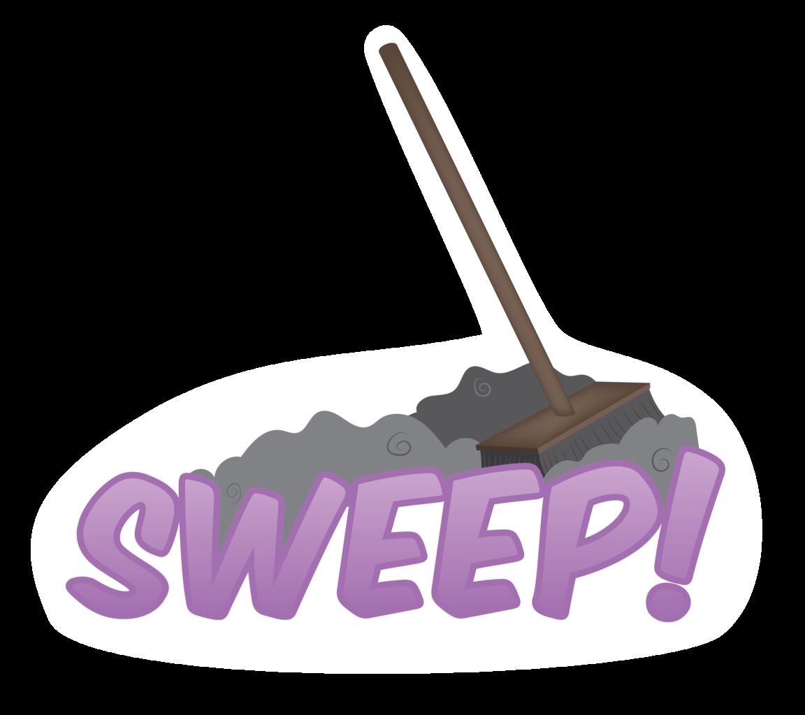 svg freeuse download broom transparent sweeping #110148264