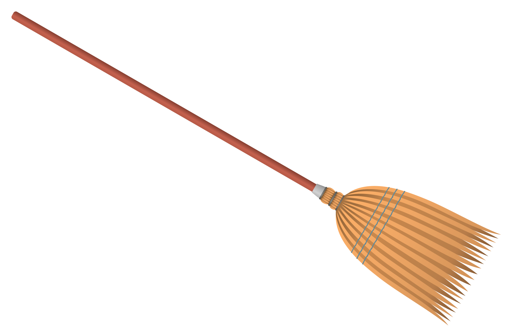 royalty free Broom PNG Image