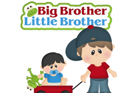 library Brother clipart happy together. Send cakes for to