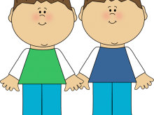 vector royalty free library Brothers clipart. Clip art twin panda