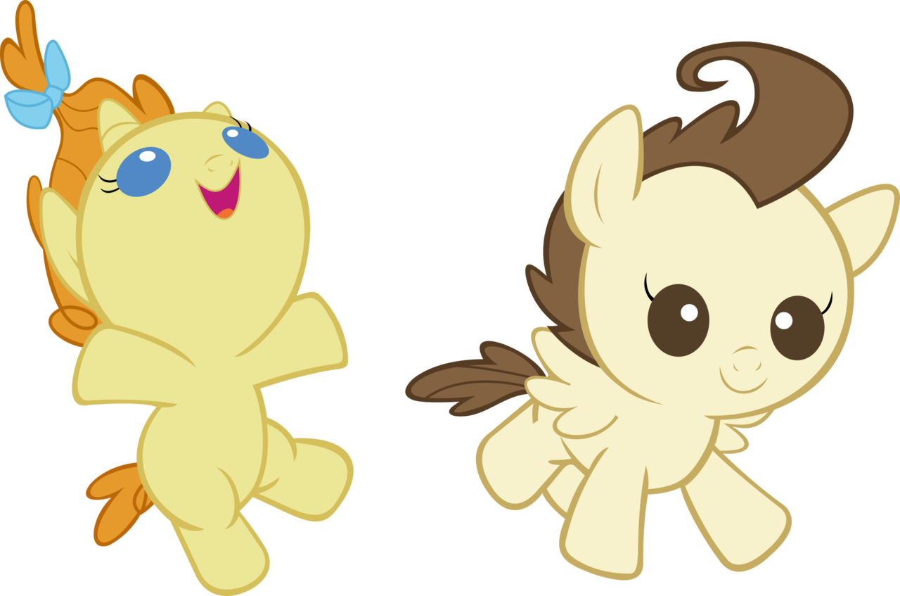 graphic transparent library  artist bluetech pony. Brothers clipart baby smile