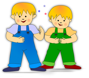 jpg library download Brothers clipart cousin. All about national brother