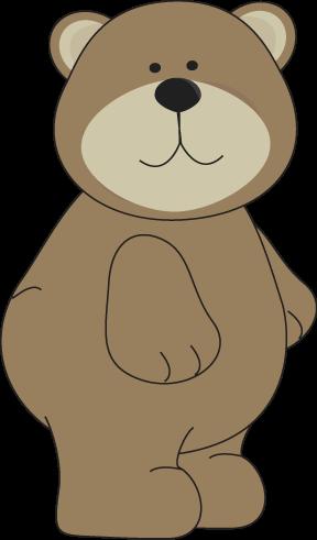 jpg transparent download Brown bear brown bear clipart. Standing up snail pinterest