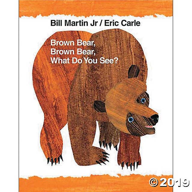 jpg library download Brown bear brown bear clipart. Big book