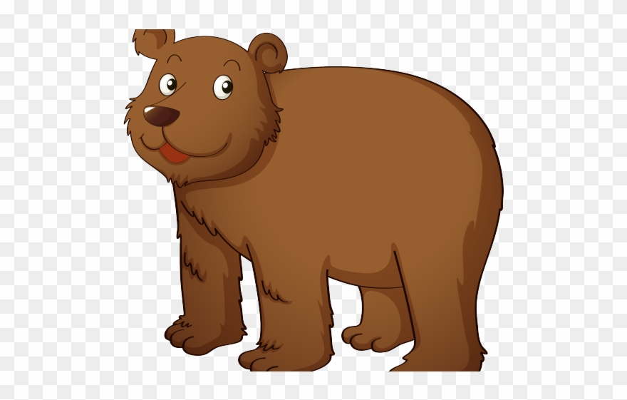 png transparent Big oh my lions. Brown bear clipart