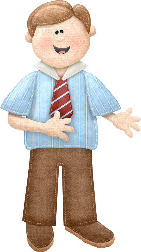 picture Brown clipart dad. Father s day ideas