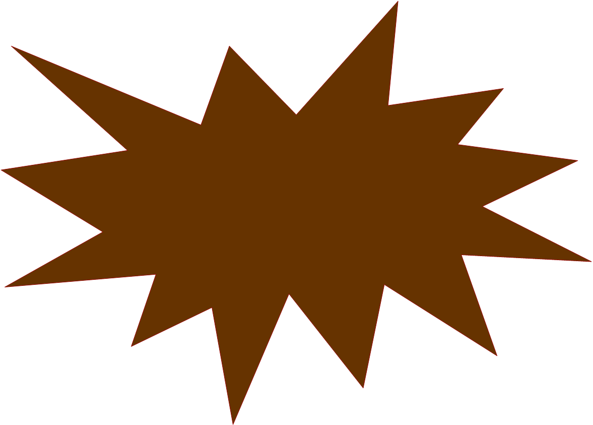 free stock Brown clipart splat. Who do you worship.