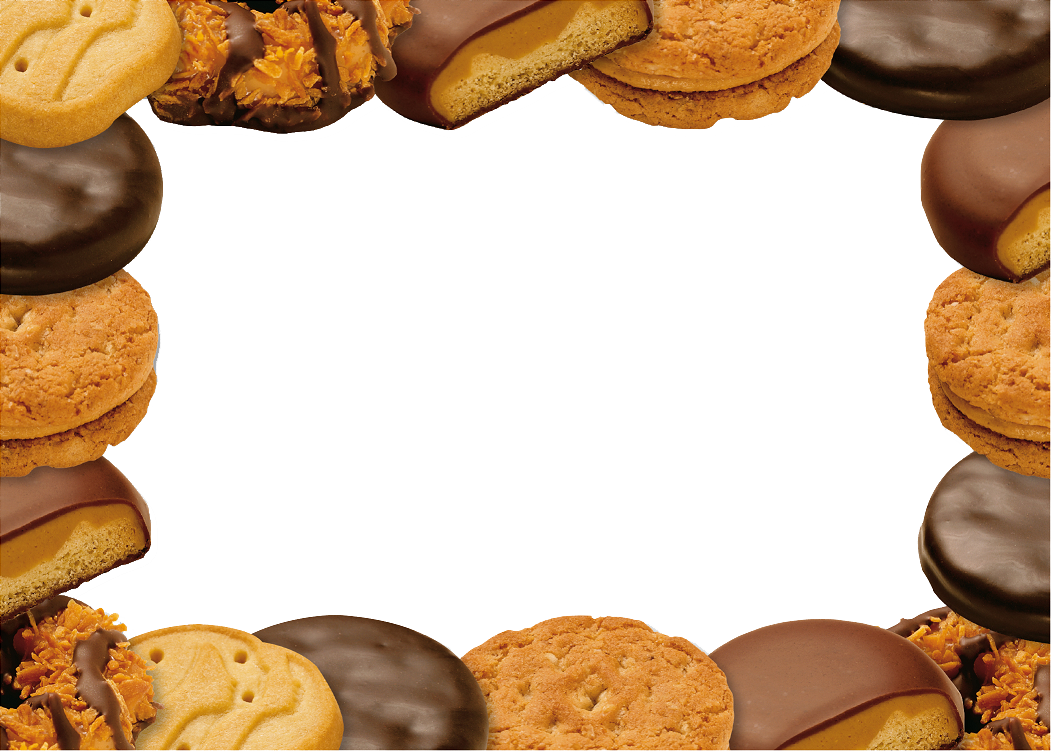 banner free library Brownie clipart biscuit.  best photos of