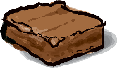 svg transparent download Brownie clipart biscuit. Free on dumielauxepices net